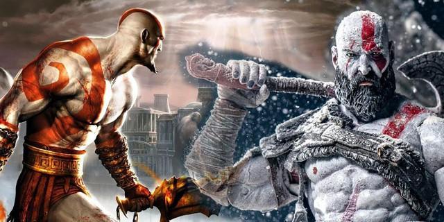 Sau tất cả, liệu chiến thần Kratos có cửa nào để đánh lại Thanos hay không? - Ảnh 2.