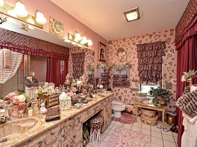 Cận cảnh căn nhà bạc tỷ ngập sắc hồng mà dân mạng đồng loạt bảo dành riêng cho một nhân vật trong Harry Potter - Ảnh 10.