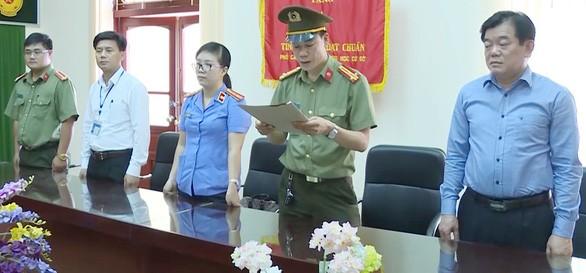 Hé lộ vai trò trung gian của nguyên Phó Trưởng công an huyện Mai Sơn trong vụ gian lận điểm thi ở Sơn La - Ảnh 2.