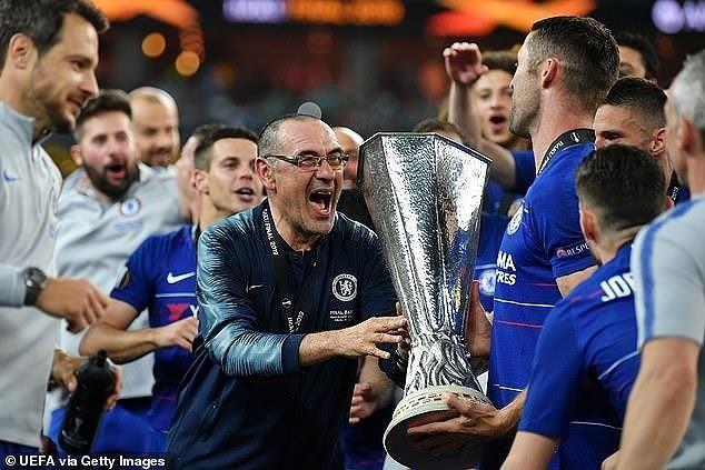 Vô địch Europa League, Chelsea được xếp nhóm hạt giống UCL mùa tới - Ảnh 1.