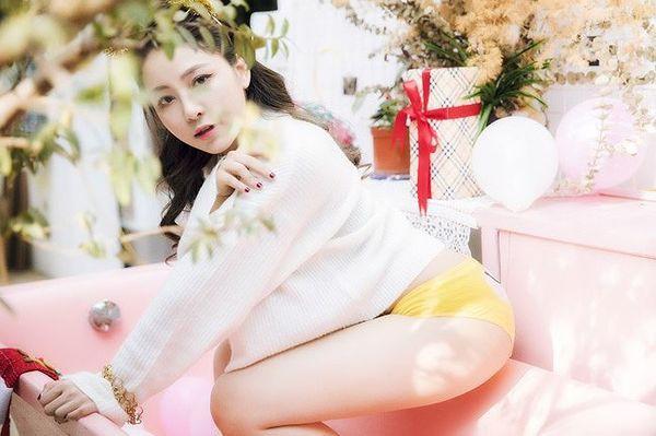 Bảo Anh, Angela Phương Trinh và những hot girl bị nghi yêu Bùi Tiến Dũng - Ảnh 3.