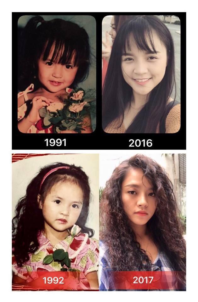 """Loạt ảnh từ nhỏ đến lớn của Thu Quỳnh """"Về nhà đi con"""" chứng minh nhan sắc xinh đẹp từ bé là có thật - Ảnh 6."""