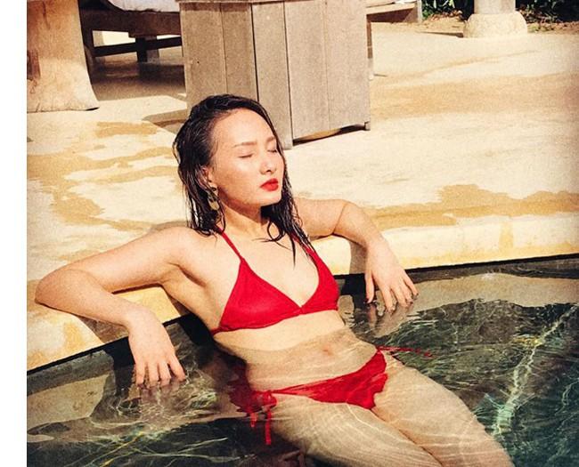 Bảo Thanh, Phương Oanh, Thanh Hương: 3 nữ hoàng bikini của màn ảnh Việt - Ảnh 11.