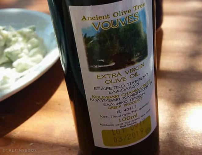 Bí mật của cây ô liu cổ thụ nhất hành tinh, ít nhất 3000 năm tuổi trên đảo Crete - Ảnh 4.