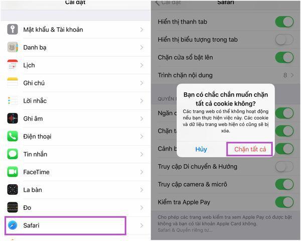 3 mẹo đơn giản để tránh bị thu thập dữ liệu cá nhân trên iPhone - Ảnh 2.