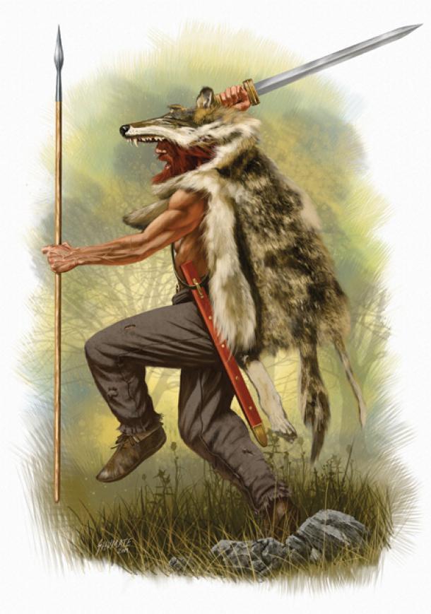 Bí mật khả năng bất bại của chiến binh Viking: Không biết đau, chiến đấu như thôi miên - Ảnh 3.