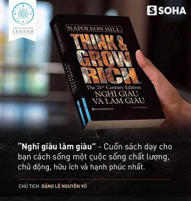 Sách 'gối đầu giường' của Đặng Lê Nguyên Vũ: Cách thắng 6 nỗi sợ nhấn chìm bạn trong nghèo khó - Ảnh 2.