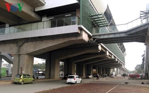 Đường sắt đô thị Hà Nội liệu có chung số phận với buýt nhanh BRT? - Ảnh 1.