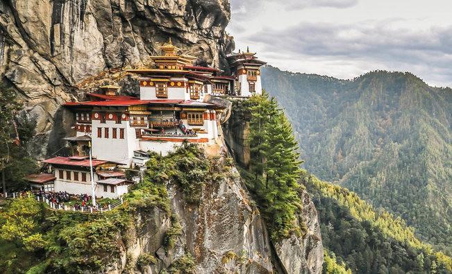 10 điều có thể bạn chưa biết về Bhutan - vương quốc hạnh phúc mà ai cũng nên ghé thăm ít nhất một lần trong đời - Ảnh 1.