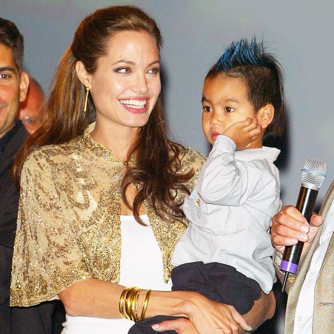 Cậu cả Maddox: Từ cậu bé Campuchia mồ côi tới nguyên nhân khiến Angelina Jolie chấm dứt chuyện tình 12 năm với Brad Pitt - Ảnh 3.