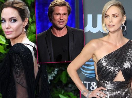 Charlize Theron lần đầu lên tiếng về tin đồn hẹn hò với Brad Pitt và thù ghét Angelina Jolie - Ảnh 3.