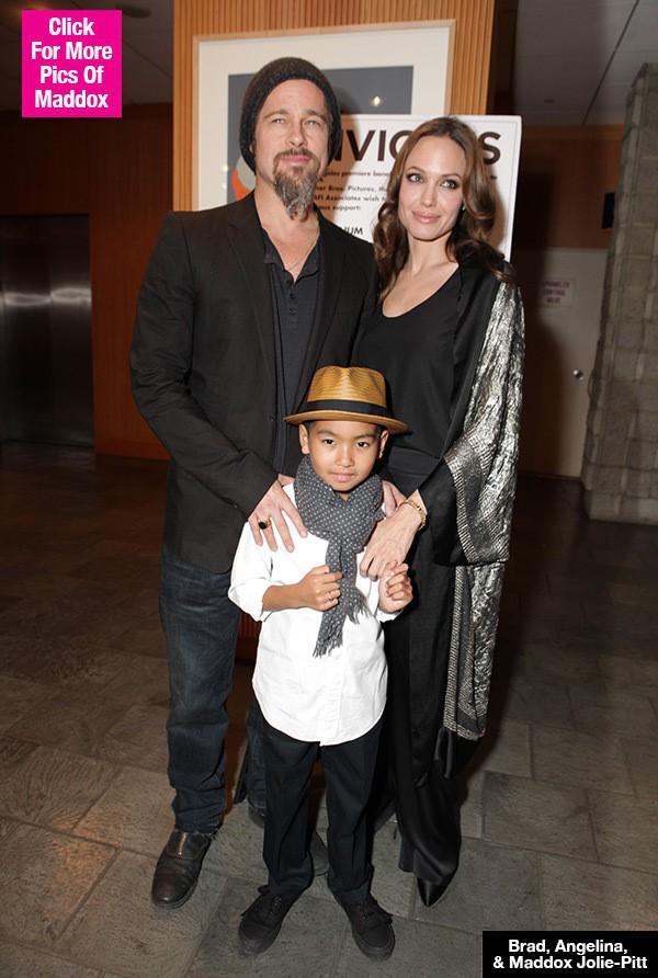 Cậu cả Maddox: Từ cậu bé Campuchia mồ côi tới nguyên nhân khiến Angelina Jolie chấm dứt chuyện tình 12 năm với Brad Pitt - Ảnh 5.