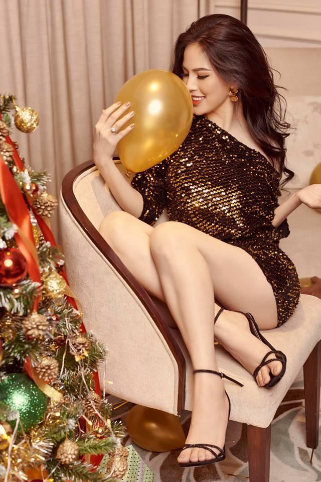 Hot girl mì gõ Phi Huyền Trang lên tiếng về vụ lộ clip nóng - Ảnh 3.