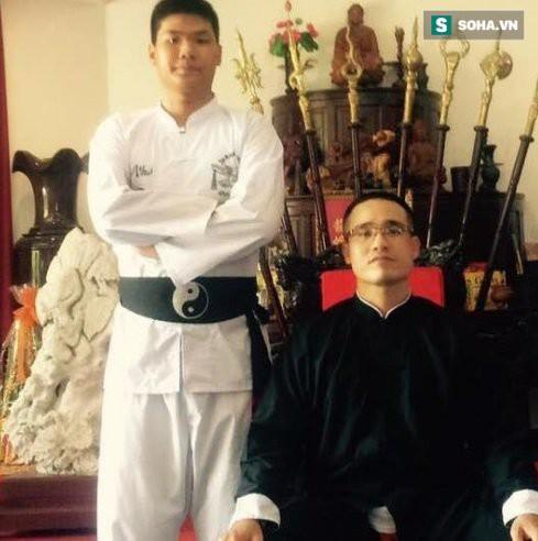 Sư huynh Flores lên tiếng, thách thức Trương Đình Hoàng đấu Tổng đàn chủ Vịnh Xuân Nam Anh - Ảnh 2.