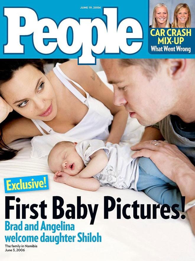 Không phải Pax Thiên, đây mới là đứa con mạnh mẽ nhất của Angelina Jolie và Brad Pitt - Ảnh 3.