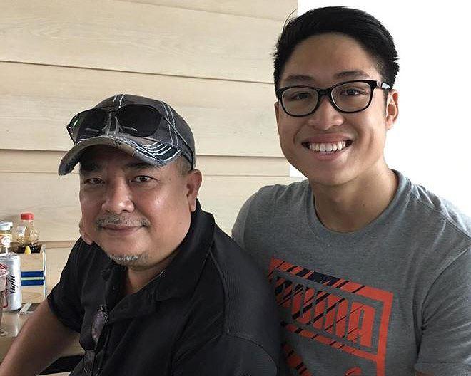 Chân dung con trai vừa đỗ vào trường điện ảnh Top 5 ở Mỹ của NSND Hồng Vân - Ảnh 4.