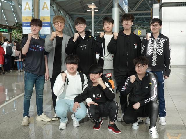 LMHT: Team SKT T1 đã tới sân bay, thẳng tiến Việt Nam khởi đầu hành trình chinh phục MSI 2019 - Ảnh 2.