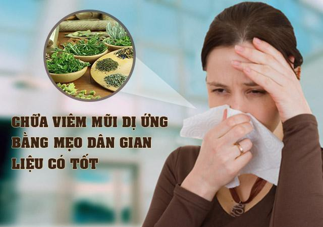 Bệnh viêm mũi dị ứng cấp, mãn tính là gì? Cách chữa trị hiệu quả  - Ảnh 2.