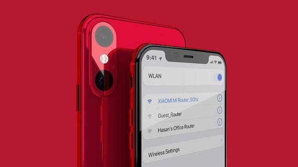 Chân dung iPhone XR 11 với thiết kế đẹp khó tin - Ảnh 2.