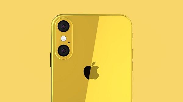 Chân dung iPhone XR 11 với thiết kế đẹp khó tin - Ảnh 4.
