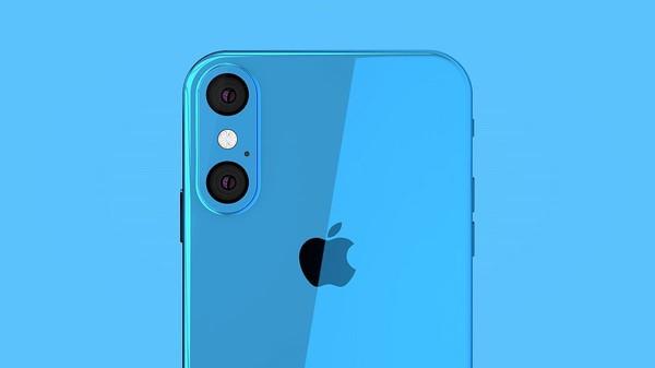 Chân dung iPhone XR 11 với thiết kế đẹp khó tin - Ảnh 5.
