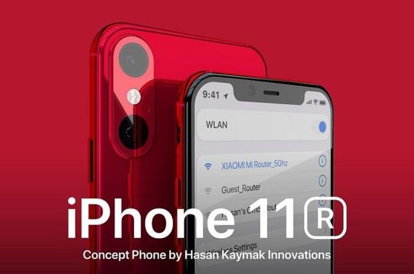 Chân dung iPhone XR 11 với thiết kế đẹp khó tin - Ảnh 6.
