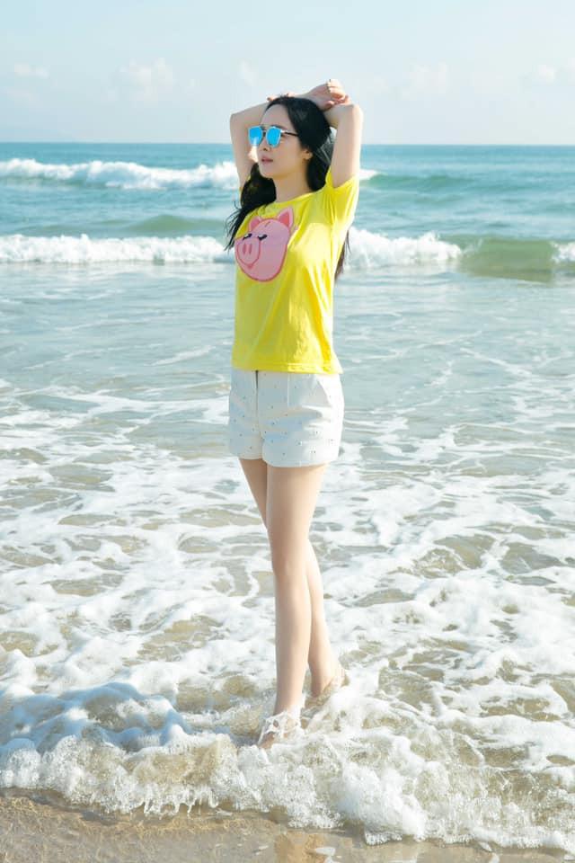 Nhan sắc nóng bỏng, bất chấp tuổi tác của Hoa hậu Giáng My - Ảnh 7.