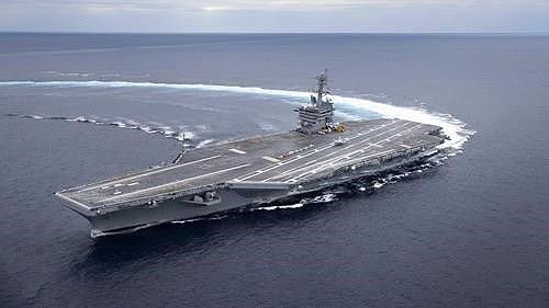 Mỹ sai lầm thế nào khi đưa tàu sân bay đến gần Iran? - Ảnh 1.