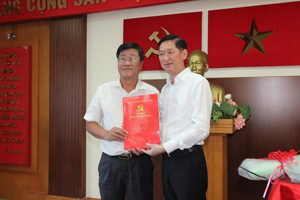 Nhân sự mới TPHCM, Đà Nẵng, Hà Tĩnh, Nghệ An, Ninh Thuận, Thái Bình - Ảnh 1.