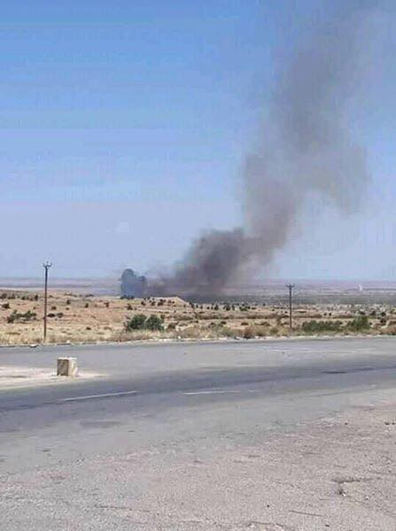 Chiến sự Libya - LNA bắn hạ 1 chiến đấu cơ Mirage-F1 do Pháp sản xuất, bắt sống phi công Bồ Đào Nha - Ảnh 6.