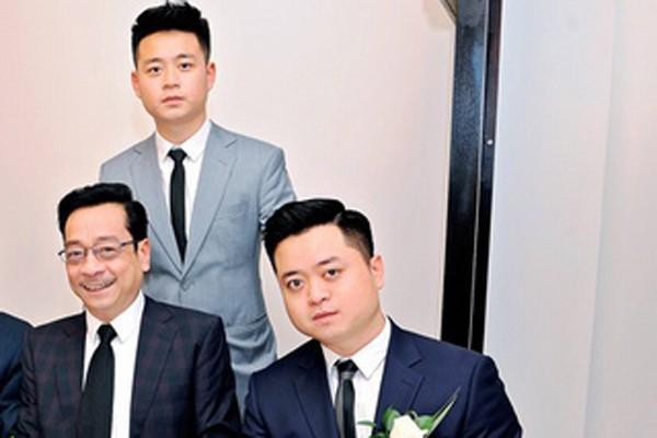Gia đình hạnh phúc vợ hiền con ngoan của NSND Hoàng Dũng - ông bố giàu có quyền lực trong Về nhà đi con - Ảnh 5.