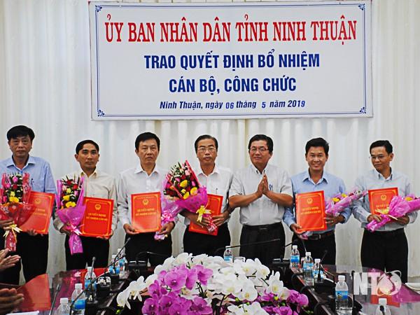 Nhân sự mới TPHCM, Đà Nẵng, Hà Tĩnh, Nghệ An, Ninh Thuận, Thái Bình - Ảnh 3.