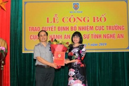 Nhân sự mới TPHCM, Đà Nẵng, Hà Tĩnh, Nghệ An, Ninh Thuận, Thái Bình - Ảnh 5.