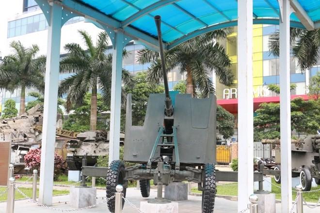 Chiêm ngưỡng bảo vật quốc gia góp phần trong chiến thắng Điện Biên Phủ - Ảnh 1.