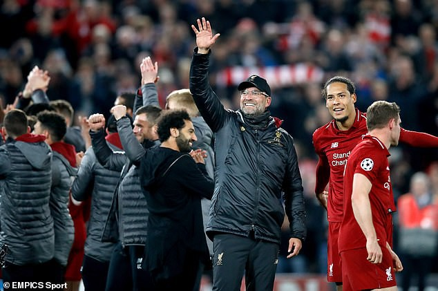 HLV Liverpool choáng ngợp, không hiểu tại sao đội nhà hủy diệt được Barcelona - Ảnh 1.