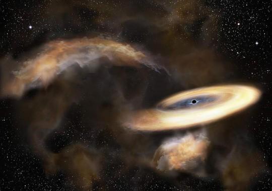 NASA bắt được 5 sóng lạ từ vũ trụ trong 1 tháng - Ảnh 1.