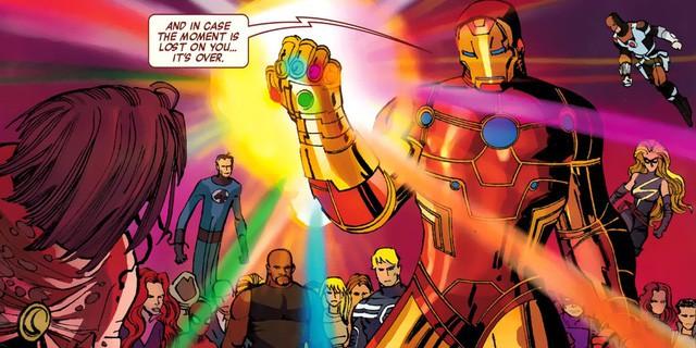 Avengers: Endgame - 8 siêu anh hùng đã từng trở thành chủ nhân của Găng tay vô cực - Ảnh 1.