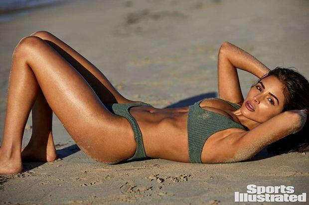 Đường cong bỏng rẫy của Hoa hậu Olivia Culpo khiến cánh mày râu chao đảo - Ảnh 2.