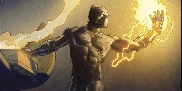 Avengers: Endgame - 8 siêu anh hùng đã từng trở thành chủ nhân của Găng tay vô cực - Ảnh 5.