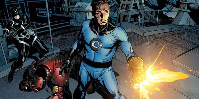 Avengers: Endgame - 8 siêu anh hùng đã từng trở thành chủ nhân của Găng tay vô cực - Ảnh 6.