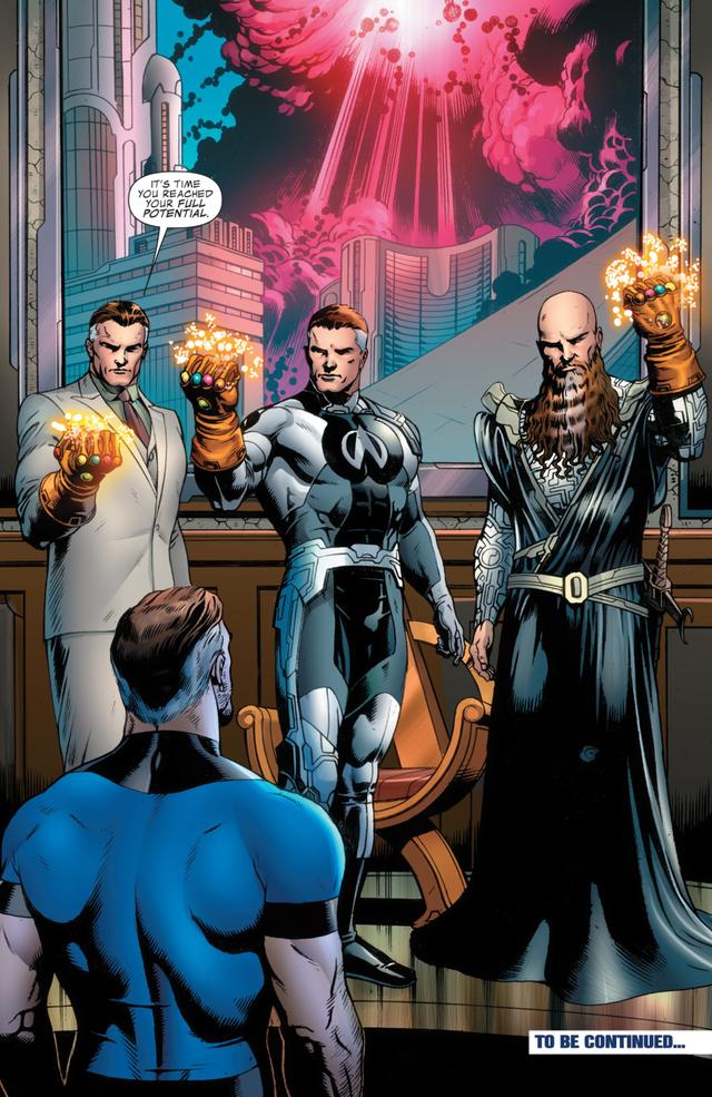 Avengers: Endgame - 8 siêu anh hùng đã từng trở thành chủ nhân của Găng tay vô cực - Ảnh 7.