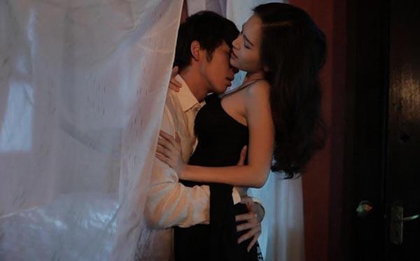 Tràn ngập cảnh nóng trong sự nghiệp phim ảnh của Phi Huyền Trang - Ảnh 12.
