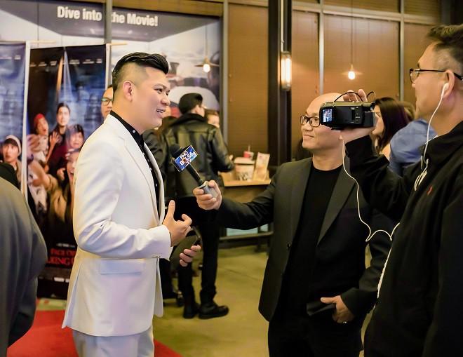 Dàn sao hải ngoại tham dự buổi công chiếu Lật Mặt 4 của Lý Hải tại Mỹ - Ảnh 5.