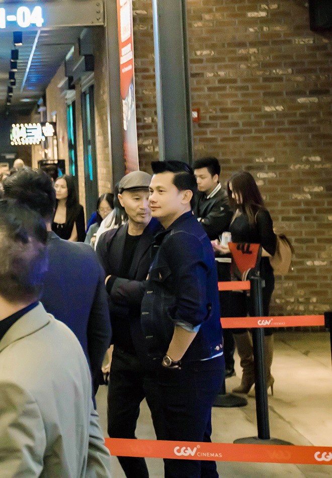 Dàn sao hải ngoại tham dự buổi công chiếu Lật Mặt 4 của Lý Hải tại Mỹ - Ảnh 2.