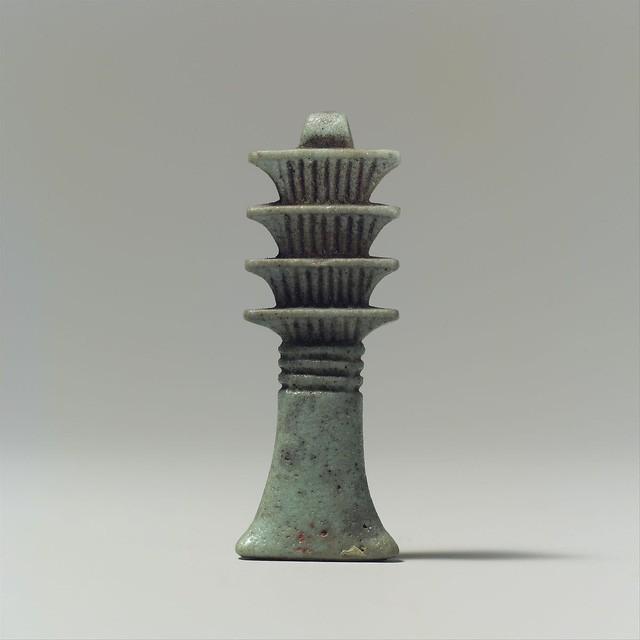 Amulet: Những mảnh bùa đem lại may mắn của người Ai Cập cổ - Ảnh 2.