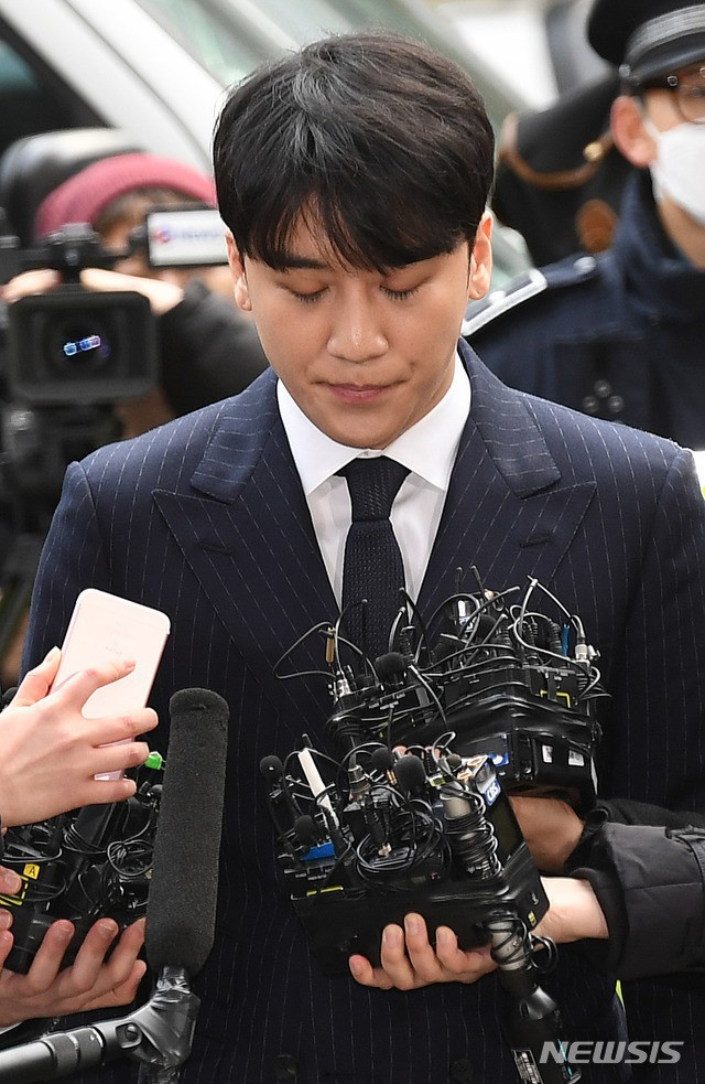 Cảnh sát tuyên bố bổ sung thêm cáo buộc mới chống lại Seungri - Ảnh 2.