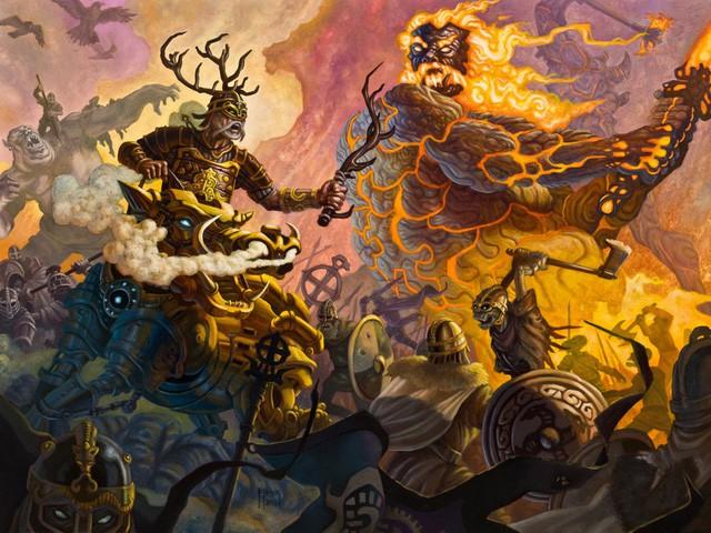 Giả thuyết về 3 biểu tượng gợi nhắc đến thần thoại Bắc Âu trong Trò chơi Vương Quyền - Ảnh 2.
