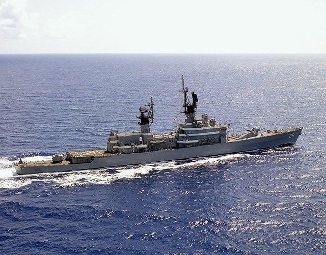 Hải quân Iran từng thất bại nặng nề khi đối đầu Mỹ ngay trên Vịnh Ba Tư - Ảnh 11.