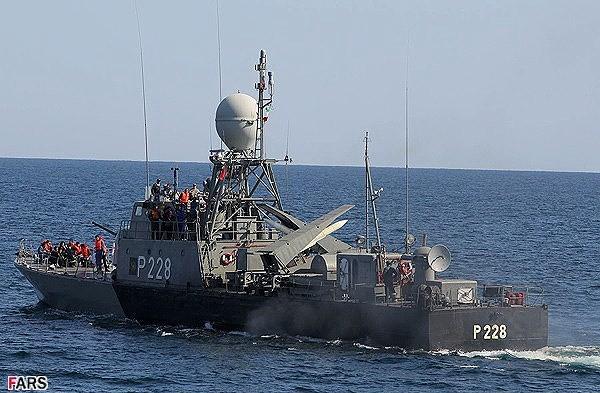 Hải quân Iran từng thất bại nặng nề khi đối đầu Mỹ ngay trên Vịnh Ba Tư - Ảnh 12.
