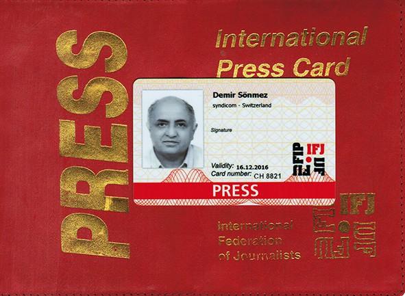 """Lần theo tổ chức cấp thẻ """"nhà báo quốc tế"""" cho ông Lê Hoàng Anh Tuấn - Ảnh 2."""